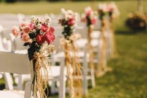 חתונה בחוץ