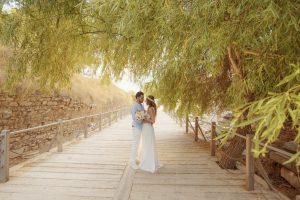 חתונה במטע פקאנים